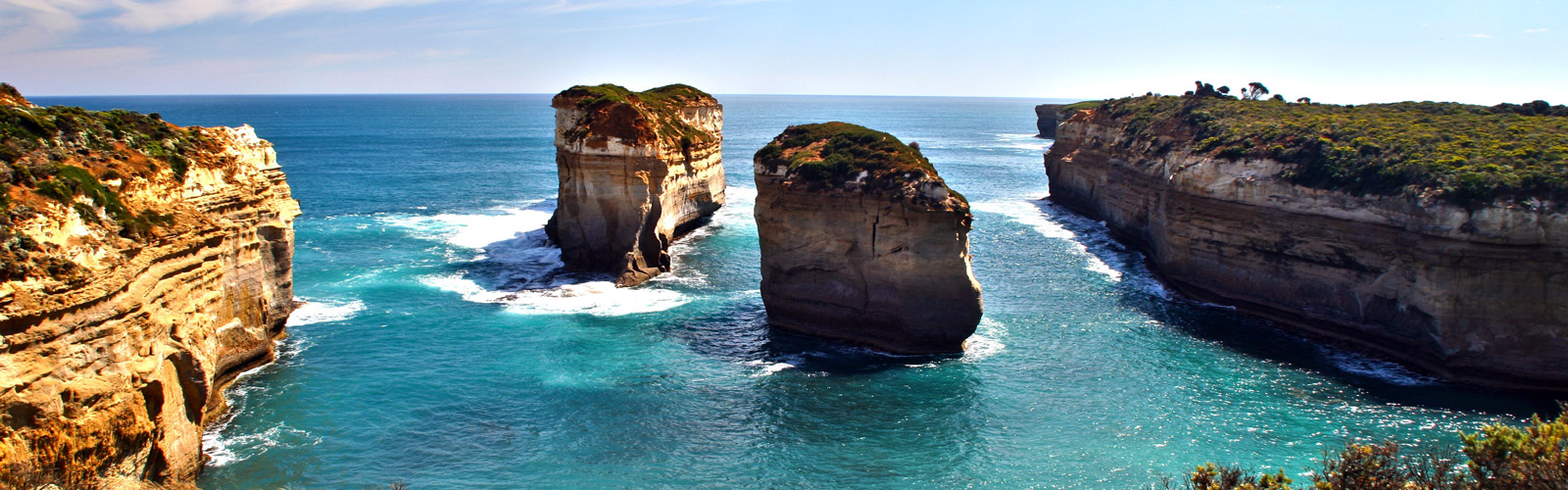 About The Great Ocean Road